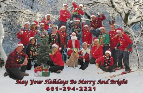 Happy Holidays from CBC